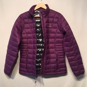 Columbia Size Medium Turbodown Jacket Like New